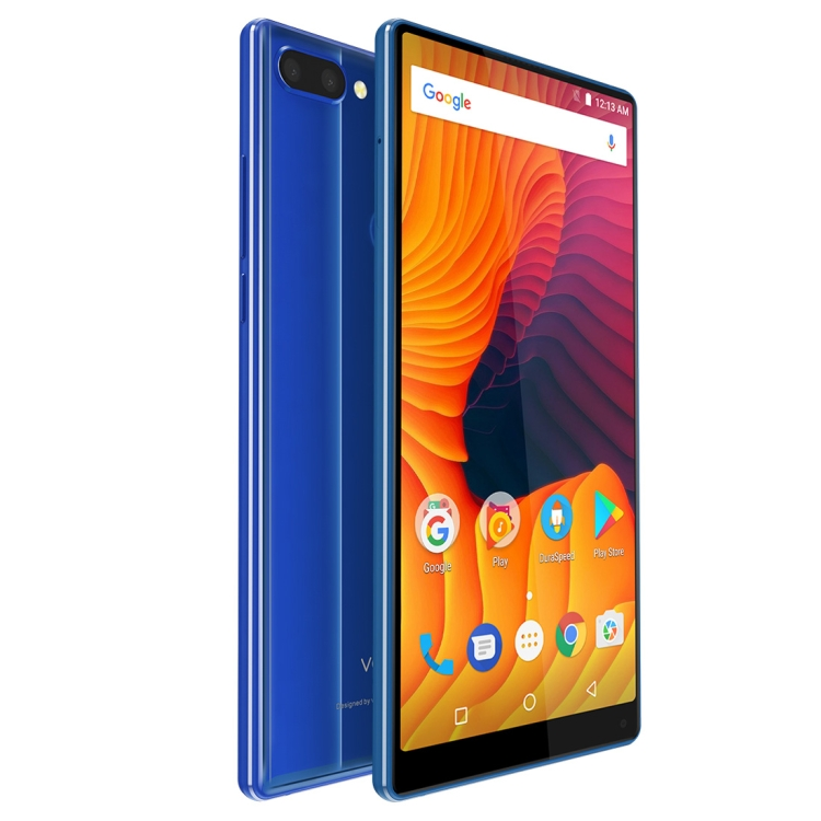 Vernee Mix 2 Original Smartphone 4GB 64GB Dual Back Cameras 6.0 inch Android 7.0 MTK6757 4G OTG Mobile Phone