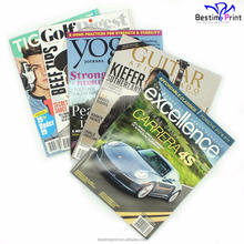 Print Men Magazines B2B Printing Service Best in China Top Quality