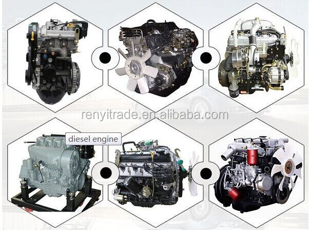 177HP 4jj1diesel engine assembly for ISUZU D-MAX