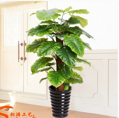 Interior exterior naturaleza artificial en maceta plantas mini plantas en macetas una - Plantas artificiales exterior ...