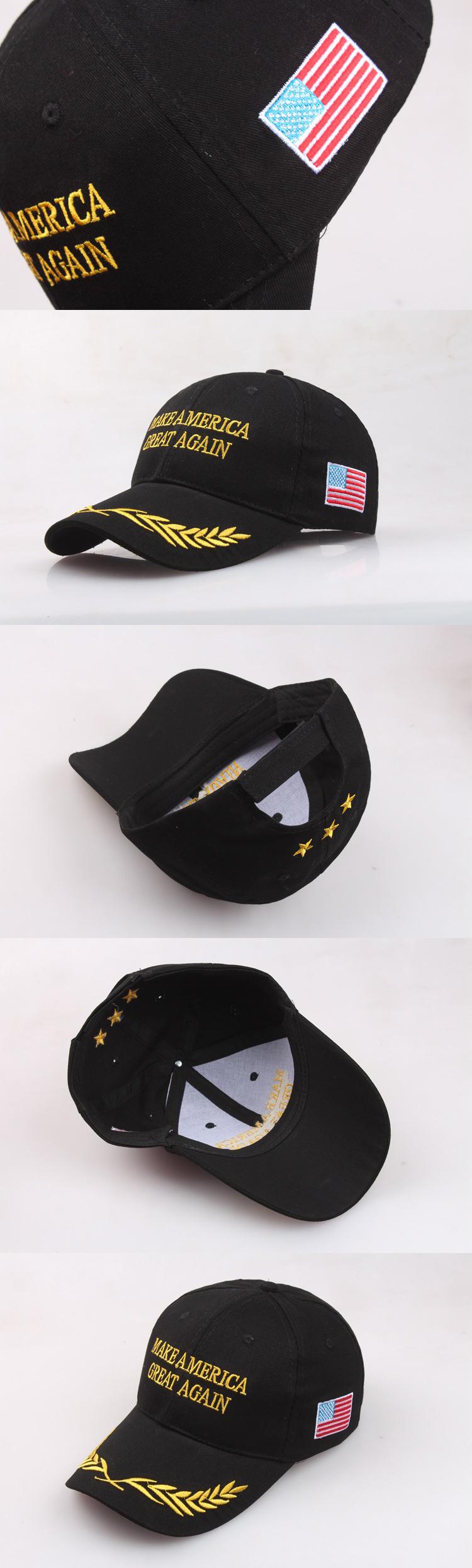 3e9004e5edd Hot Sell Unisex Sun Hat Cap Make America Great Again American Hat Baseball  Dad Hats Unisex