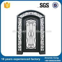 Top Sale High Quality Wrought Iron Door Window Inserts Prices
