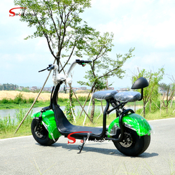 2017 TOP SELLER Newest product 2000W electric scooter 800w citycoco dropshipping scooter manufacturer