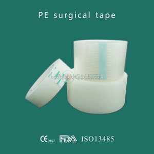 surgical transparent perforated PE tape