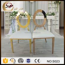 hotel furniture modern baroque dining chair , baroque style chair