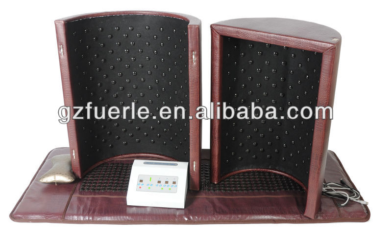 2014 Melhor fisioterapia turmalina infravermelho distante hothouse sauna dome made in China