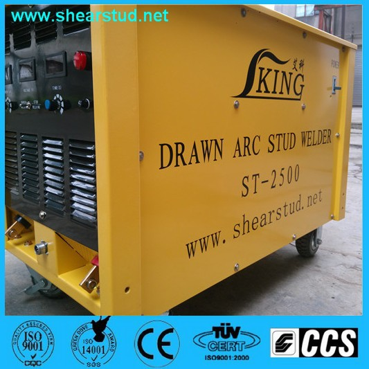 ST-2500 High Frequency Heavy Duty CD ARC Welding Machine