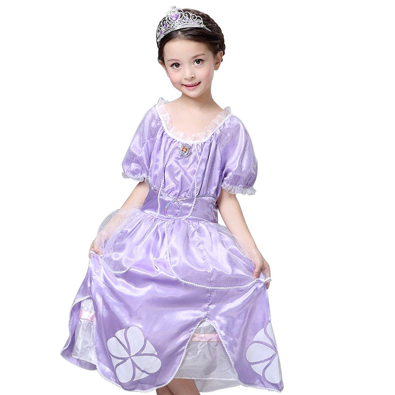 Cheap How To Make Princess Sofia Dress, find How To Make Princess ...