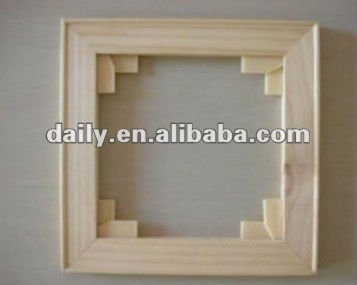 Pine solid wood stretched canvas inner frame