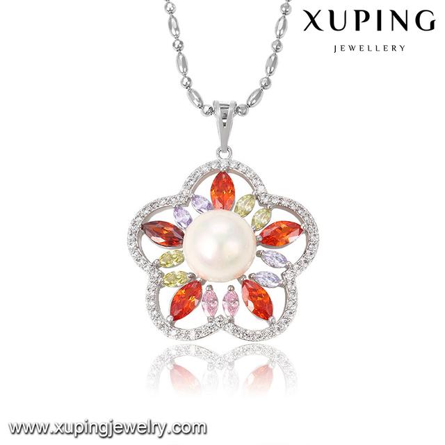 China imitation gemstone pendant wholesale alibaba 32755 xuping flower shape pendant settings with gemstone imitation jewellery aloadofball Images
