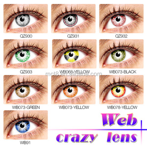 Crazy Lenses Diameter 14.0mm Contact and Color Lenses Eyes Wild