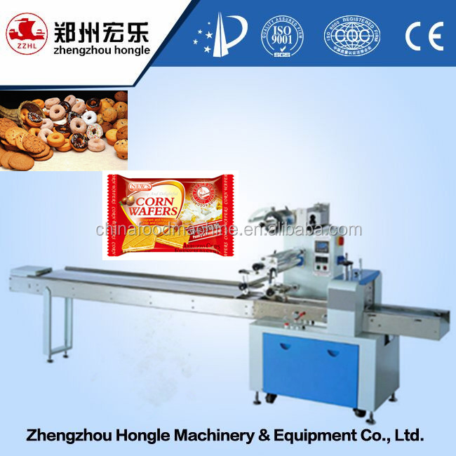 oreo cookies automatic packing machine