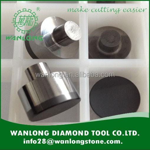 Wanlong Long Life PDC Cutter for oil well drilling , tricone bits