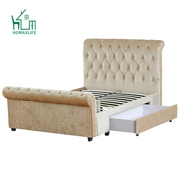 Free Sample Queen Bed Frames With Drawers King Size Queen