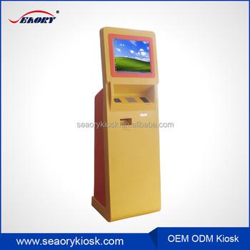 currency reader machine