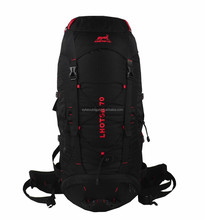 60L Outdoor Pro Backpack for Camping Hiking Traveling Climbing Sports Daypack Bag