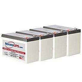APC Smart-UPS 1500 Rack Mount 2U (DLA1500RM2U) - Brand New Compatible Replacement Battery Kit
