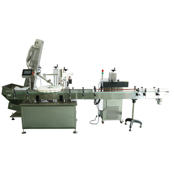 Plastic bottle cap manufacturing screw cap capper capping machine