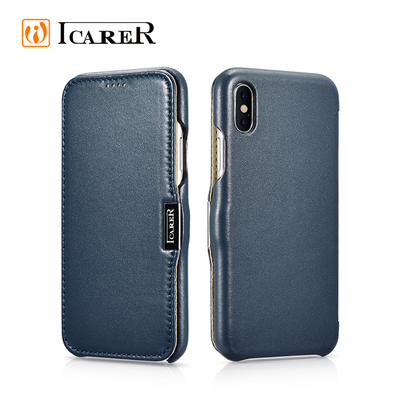watch 381c0 48541 Icarer Factory Price Water Proof Phone Case For Iphone X/xs Best Price Flip  Leather Case For Iphone X/xs - Buy For Iphone X Waterproof Case,Phone Case  ...