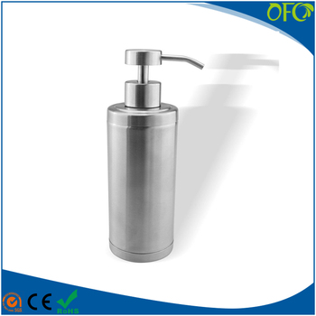 Kitchen Brushed Stainless Steel Foam Soap Dispenser With Free Rust Buy Foam Soap Dispenser Stainless Steel Soap Dispenser Kitchen Soap Dispenser