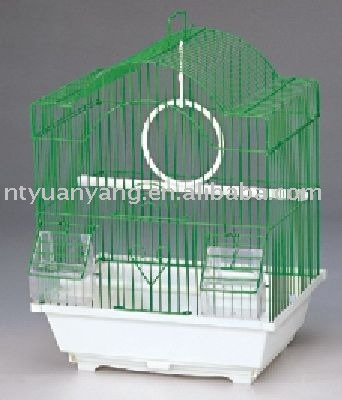 small wire folding bird cage parrot cage wholesale or retail