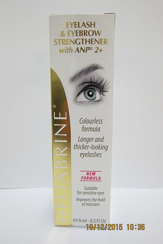 Buy Heliabrine Eyelash Growth Serum That Strenghthens Stimulates