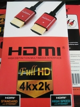 2-pack 1m 3ft High Speed HDMI Cable with Ethernet FOR HDTV's, DVD players, and satellite set top boxes and DVRs
