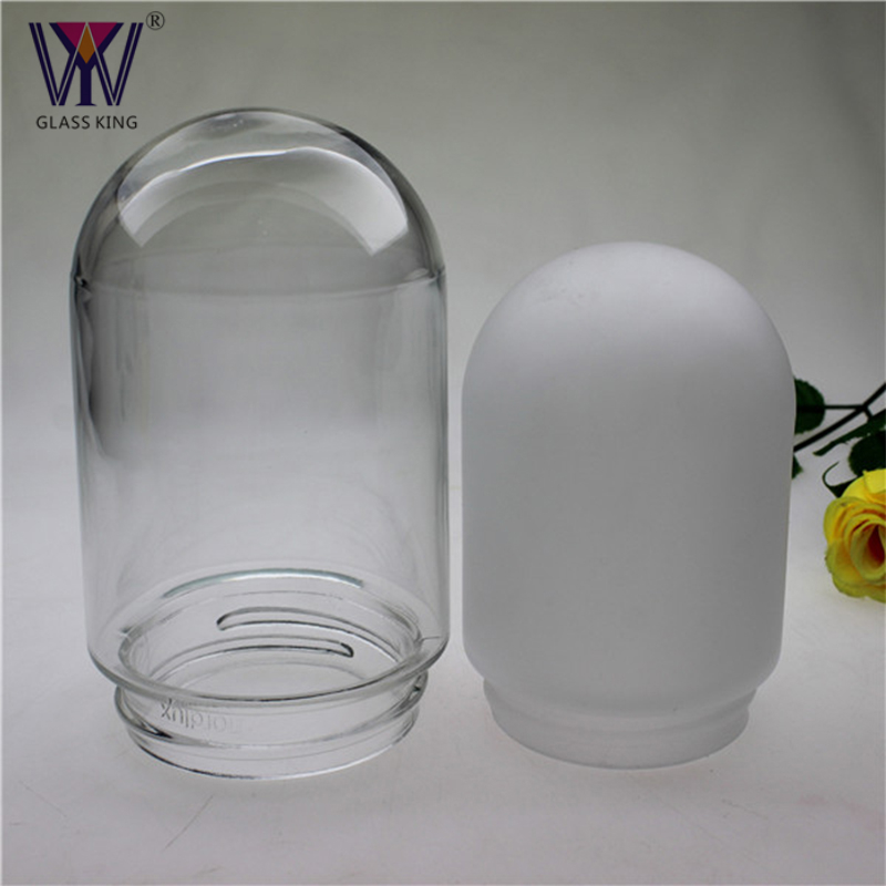 Factory antique cylinder clear table led dust cover vintage glass frames wholesale lampshade