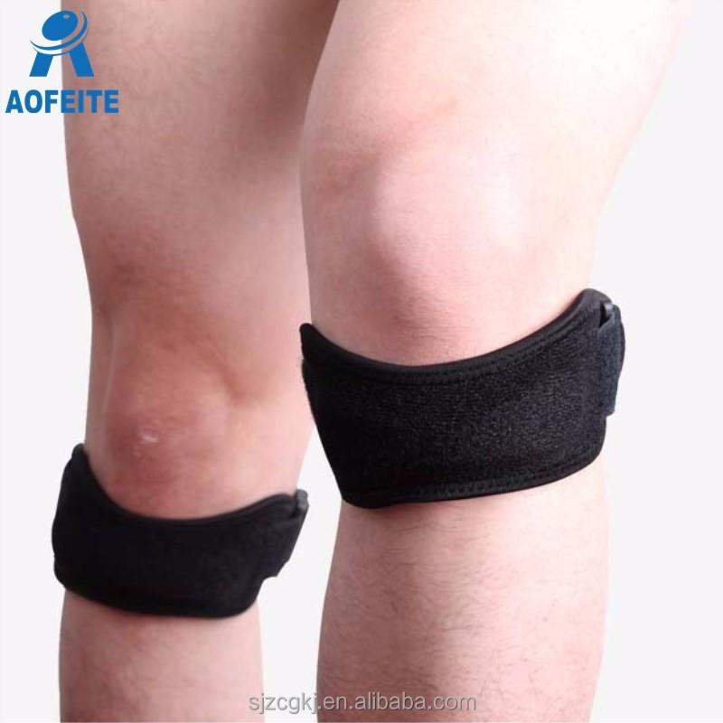 2019 Mode Elastische Sport Leg Knie Unterstützung Klammer Wrap Beschützer Knie Pad Hohe Qualityknee Unterstützung Klammer Bein Arthritis Verletzungen Gym Hülse Sicherheit & Schutz Arbeitsplatz Sicherheit Liefert
