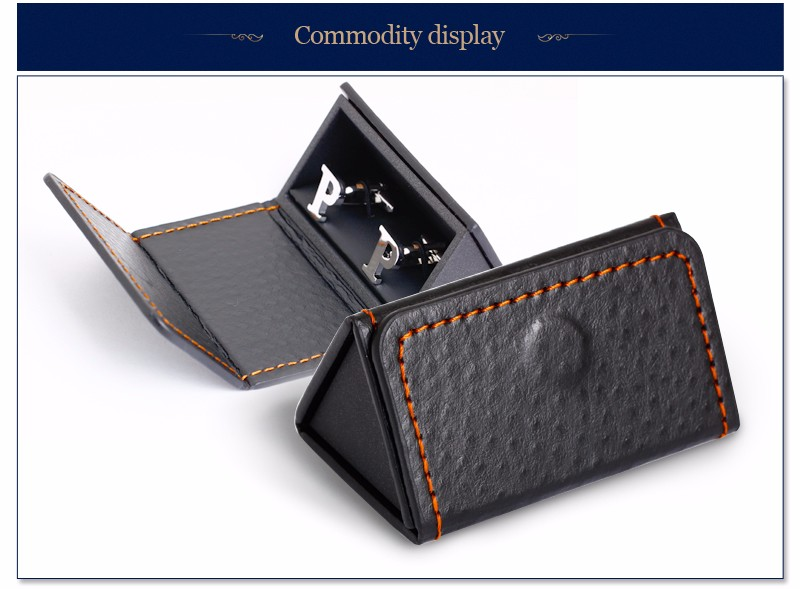 Jewellery box plastic luxury magnetic foldable gift bulk cufflink boxes