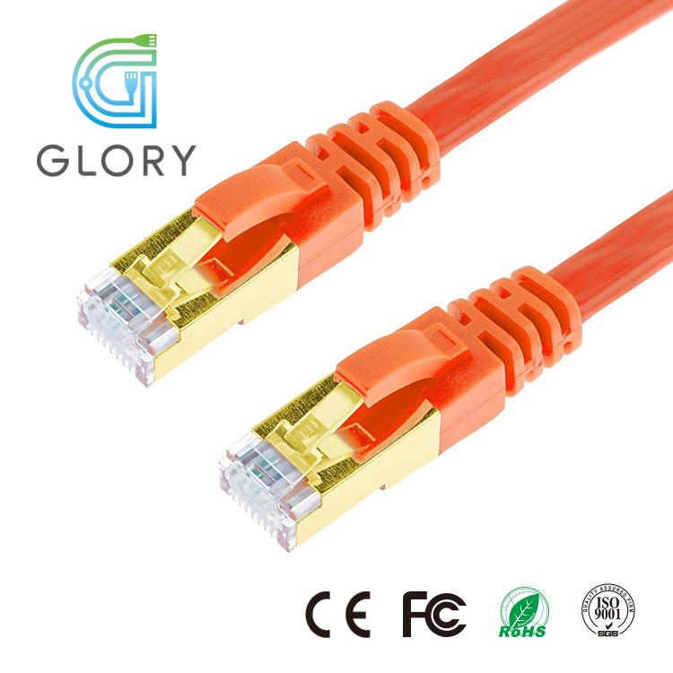 Cat7 Flat Cable (5)