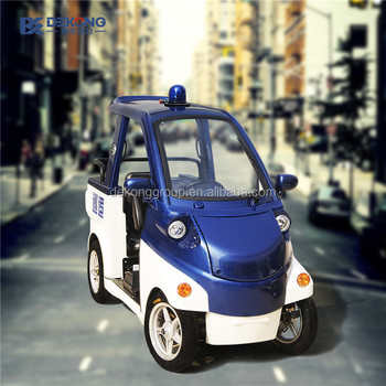 One Person Electric Car
