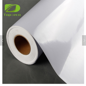 A grade PVC Self adhesive vinyl for poster/adversting 2018
