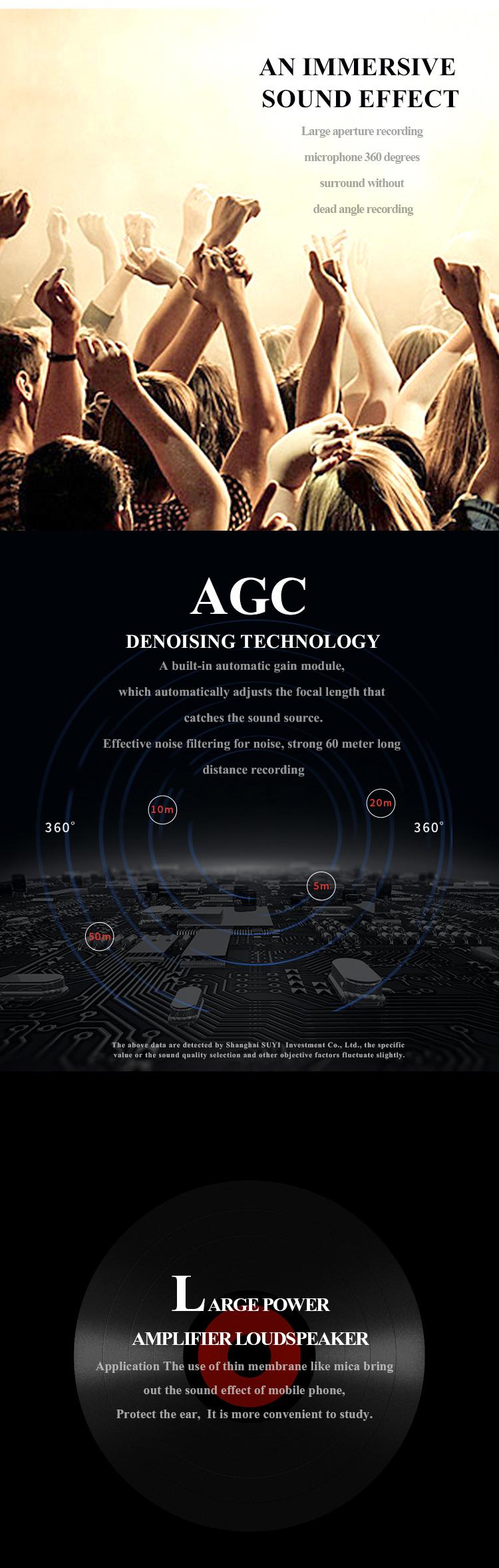 Digital pen Voice Recorder 8GB Audio Voice Recorder with