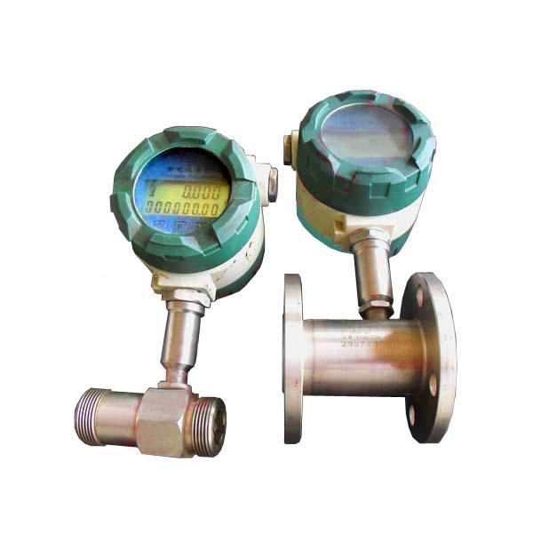Natural Gas Flow Meter Totalizer