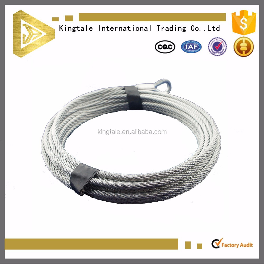 Api Oil Drilling Line Steel Wire Rope For Elevator Price 5.5mm - Buy ...