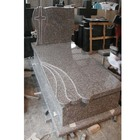 Chinese Cheap Price Granite Monuments Tombstone Grave Stone, Hot Products Tomebstone Flower Pots#