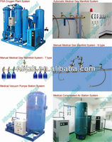 Automatic filling oxygen cylinders machine for hospital