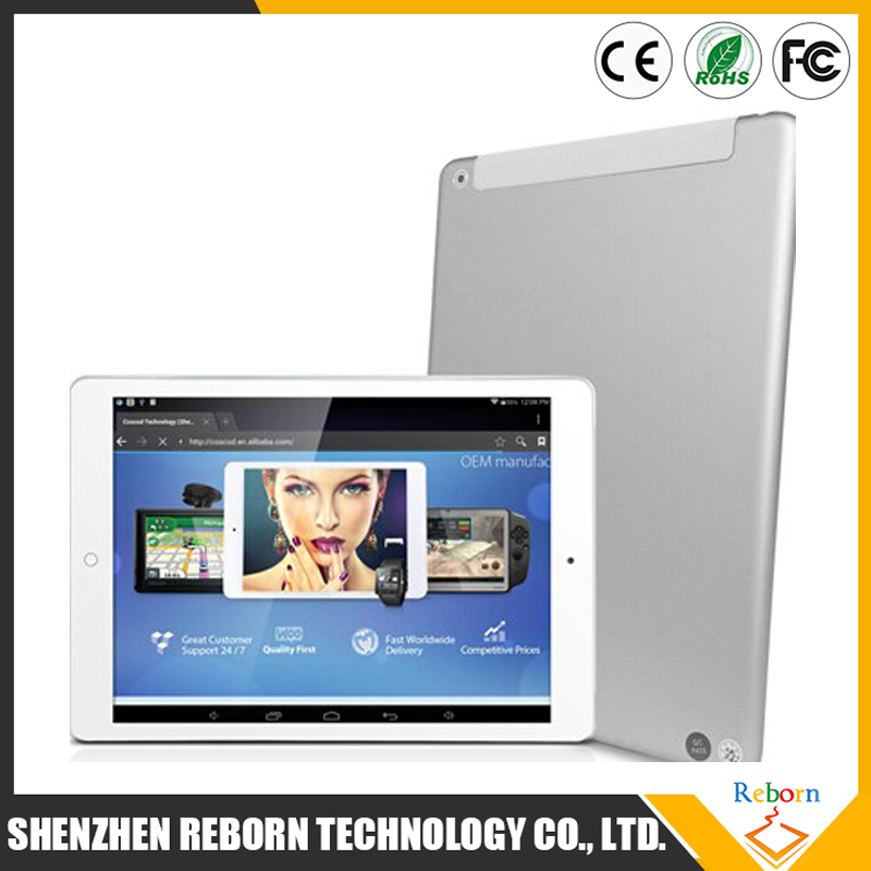1024 X 768 pixel IPS 9.7 inch A33 Quad core 16g android tablet pc