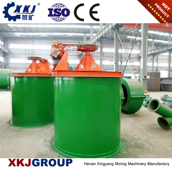 Widely used mineral ore agitator tank with good price for ore beneficitaion plant