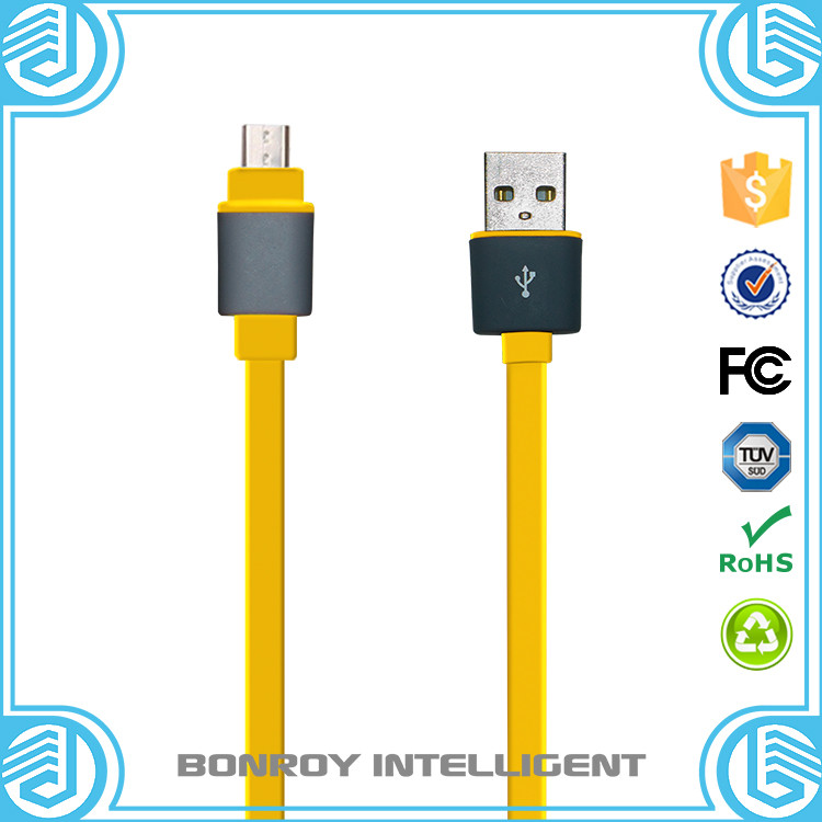 high quality original authentic 2.1A Android universal fast charging data line high-speed USB