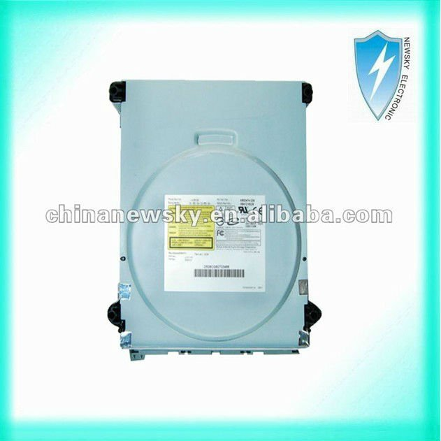 Hot selling genuine For Xbox360 DVD CD-ROM BenQ Drive 6038