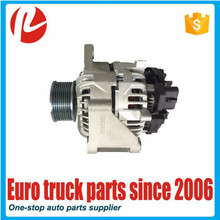 Eurocargo truck heavy spare patrs mb actros alternator oem 0124555065 A0131547802