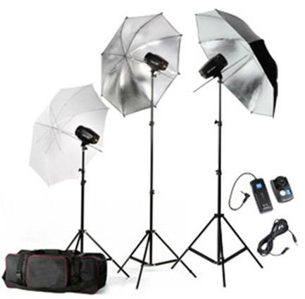 Professional photography studio light box photography