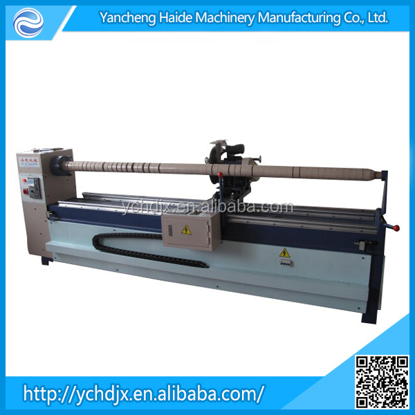 HAIDE-1700 Round knife cloth cutting machine for garment industry