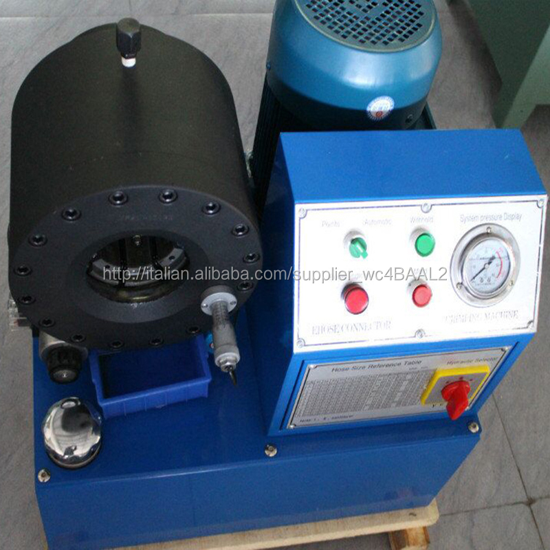 Pressa tubi idraulici usata attrezzature di produzione dei for Pressa per tubi idraulici usata