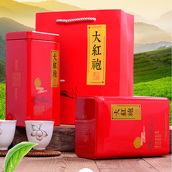Top Grade organic Oolong tea Wuyi Da Hong Pao loose tea leaf 1kg/gift packing - 4uTea   4uTea.com