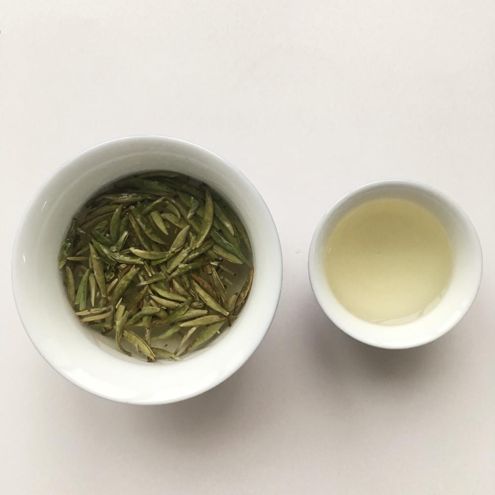 refined Chinese white tea Sliver Needles bai hao yinzhen EU premium Sliver needle King best grade white tea - 4uTea | 4uTea.com