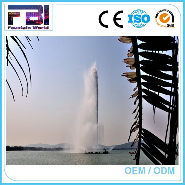 30M Water Direct Spray High Water Shooting Fountain Floating Water Fountain