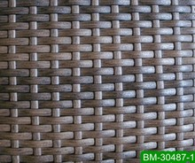100% HDPE Environmental Friendly All-weather Waterproof Poly Rattan Crafts